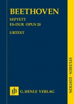 Beethoven L. (van) - Septett Es-dur Op.20 - Conducteur
