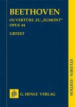 Beethoven - Ouverture Pour Egmont Op.84 - Score
