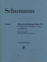 Schumann R. - Mrchenerzhlungen Op. 132 - Trio