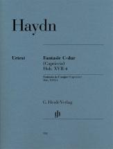 Haydn J. - Fantaisie En Ut Majeur (capriccio) Hob:xvii:4