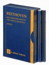 Beethoven L.v. - The String Quartets ? 7 Volumes In A Slipcase