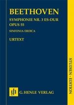 Beethoven L.v. - Symphonie N°3 Eroica - Score