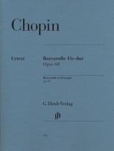 Chopin F. - Barcarolle Op. 60 - Piano