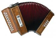 Hohner Morgan Ii Touches Boutons En Sol/do