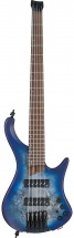 Ibanez Bass Workshop Ehb1505-plf Pacific Blue Burst Flat