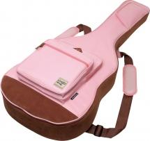 Ibanez Acoustic Guitar Bag Powerpad Iab541-pk Pink