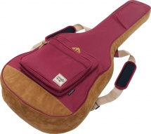 Ibanez Acoustic Guitar Bag Powerpad Iab541-wr Wine Red