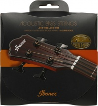 Ibanez Acoustic Bass Guitar String Iabs Iabs4xc