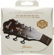 Ibanez Acoustic Guitar Guitar String  Iacs Iacsp6c