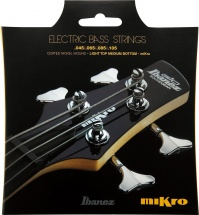 Ibanez Electric Bass / Mikro Guitar String Iebs Iebs4cmk