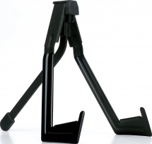 Ibanez Electric Guitar and Bass Guitar Stand Pocket Titan Pt32-bbk Biker Black