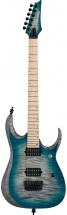 Ibanez Axion Label Rgd61al-ssb Stained Sapphire Blue Burst