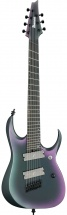 Ibanez Axion Label Rgd71alms-bam Black Aurora Burst Matte