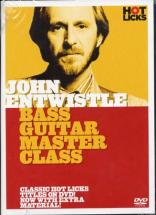 Methode Dvd  - Entwistle John -  Bass Guitar Master Class