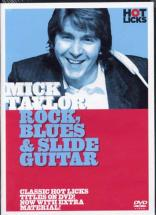Taylor Mick -  Rock Blues & Slide Guitar
