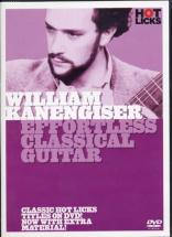 Kanengiser William -  Effortless Classical Guitar