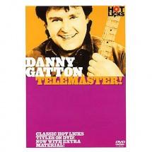 Danny Gatton - Telemaster! - Dvd