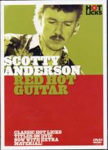 Anderson Scotty -  Red Hot Guitar