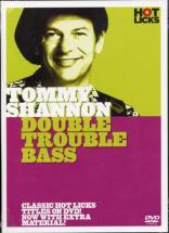Methode Dvd  - Shannon Tommy - Double Trouble Bass