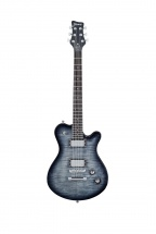 Framus D-series - Panthera Supreme - Nirvana Black