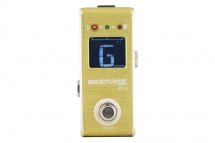 Rockgear Rocktuner Pt 1 - Pedale Accordeur Chromatique - Lemon