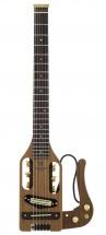 Traveler Guitar Pro-series Deluxe, Micro H + Piezo - Mahogany
