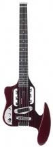 Traveler Guitar Gaucher Speedster Hot Rod Red