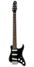 Traveler Guitar Guitare De Voyage Type Stratocaster - Black