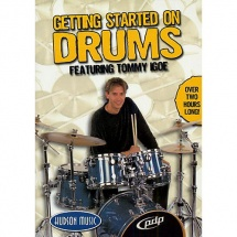 Igoe T. - Dvd Getting Started On Drums