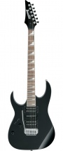 Ibanez Grg170dxlbkn Black Night En Housse