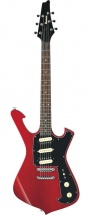 Ibanez Frm150-tr Transparent Red + Housse