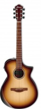 Ibanez Aewc300-nnb Natural Browned Burst High Gloss