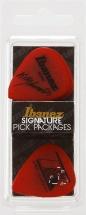 Ibanez  Pick Kiko Loureiro Signature B1000kl-rd Red X6
