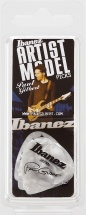 Ibanez  Pick Paul Gilbert Signature B1000pg-pw Pearl White X6