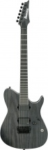 Ibanez Iron Label Frix6feah-csf Charcoal Stained Flat