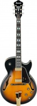 Ibanez Gb10se Bs Signature George Benson Brown Sunburst + Etui