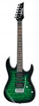 Ibanez Grx70qa-teb Transparent Emerald Burst