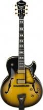 Ibanez Lgb300-vys - George Benson Signature - Vintage Yellow Sunburst