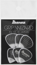 Ibanez  Pick Grip Wizard Ppa16hsg-wh White X6