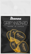 Ibanez  Pick Grip Wizard Ppa16msg-ye Yellow X6
