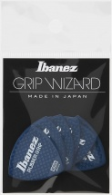 Ibanez  Pick Grip Wizard Ppa4mrg-db Dark Blue X6