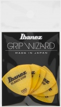 Ibanez  Pick Grip Wizard Ppa4mrg-ye Yellow X6