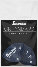 Ibanez  Pick Grip Wizard Ppa4trg-db Dark Blue X6