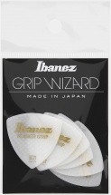 Ibanez  Pick Grip Wizard Ppa4trg-wh White X6