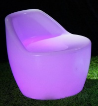 Ibiza Led-chair