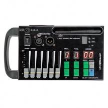 Ibiza W-dmx54 Mini Controleur Dmx Sans Fils 54 Canaux