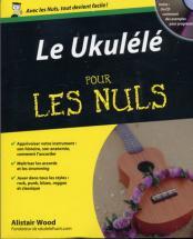 Le Ukulele Pour Les Nuls + Cd