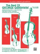 Gershwin George - Best Of - String Quartet