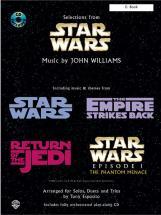 Williams John - Star Wars Selections + Cd - Eb Instruments