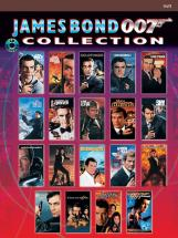 Barry John - James Bond 007 Collection + Cd - Flute And Piano